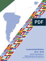 Plan Estrategico Red EAMI 2014-2018