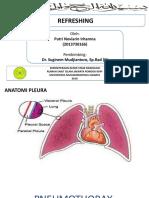 Radiologi - Pneumotoraks