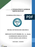 Instituto Tecnológico Superior Portada Hidraulica