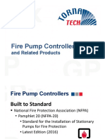 Fire Pump Controllers and Related Products