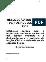 RESOLUÇÃO SEE Nº 2.442 comentada (1).pdf