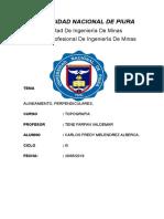 Caratula Universidad Nacional de Piura