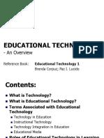 1 Ed Tech Lecture 1_intro