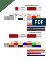 Cronograma de Trabajo FII IT2018