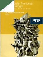 Escuela francesa de sociología - Laura Paez