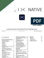 Helix Native Pilot's Guide - English