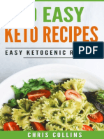 50 Easy Keto Recipes Cookbook. Recipes for Ketogenic Diet..pdf