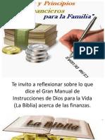 Consejos Ys Principios Financieros Para La Familia