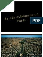 Balade Au Dessus de Paris