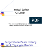 Safety Listrik