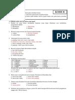Ulangan Harian Objek IPA dan Pengamatan Kelas 7 smp/mts