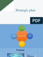 2018 strategic plan