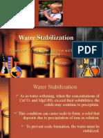 CE 547 - Water Stabilization