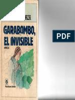 Garabombo El Invisible (Texto Completo) - Manuel Scorza - 1978