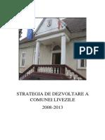 Strategia de Dezvoltare a Comunei Livezile 2008-2013