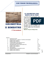 La Geometria Presente en El Peru