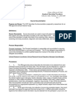 SOP 4-1 Source Documentation