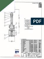 1in PN32 Gate SS Handwheel