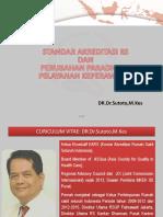 Dr Sutoto-paradigma Keperawatan Dalam Akreditasi RS