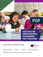 australian-professional-standards-teachers