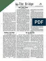 The Bridge   Volume 22, Issue 5   30 July 1999