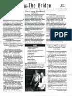 The Bridge   Volume 22, Issue 3   17 July 1999