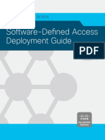CVD Software Defined Access Deployment Guide 2018APR