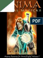 Anima - Primal Magicks