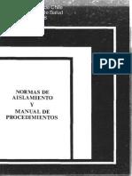 Normas_aislamientoMINSAL1988.pdf