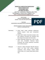 5.4.2.1 Sk Mekanisme Komunikasi Dan Koordinasi Program