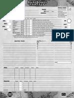 BBF - CharacterSheet