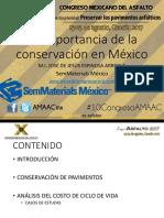 5 Ppt La Importancia de La Conservacion en Mexico Jjea