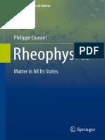 Rheo Physics