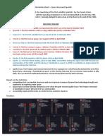 Information Sheet – Space Race and Sputnik