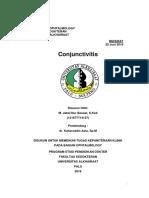 AWAL REFERAT Conjuctivitis Mj.docx