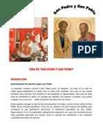 VIDA DEsan Pedro y San Pablo