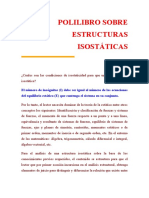 Estructuras isostatica