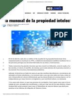 Día Mundial de La Propiedad Intelectual - El Diario Neoleonés