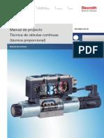 Técnica de Valvulas Continuas - Técnica Proporcional_Instructor