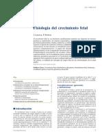 EMC - Ginecología-Obstetricia Volume 41 Issue 3 2005 [Doi 10.1016%2FS1283-081X%2805%2944253-8] Lepercq, J.; Boileau, P. -- Fisiología Del Crecimiento Fetal