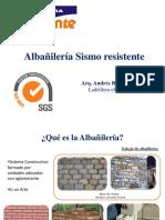 Albañileria Armada Diamante ARD
