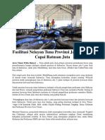 berita juli, Fasilitasi Nelayan Tuna Provinsi Jawa Timur.docx