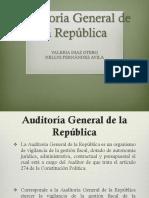 Auditoria General de La Republica Carlos Villareal