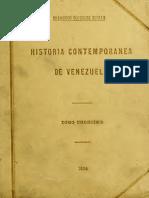 Gonzalez Guinan, Historia Venezuela 1908 11
