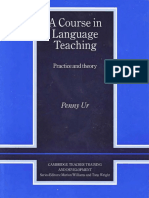 A COURSE IN LANGUAGE TEACHING.pdf
