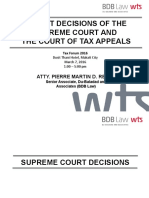 PDR Tax Forum 2016 Recent Court Decisions on Tax - Final .pdf
