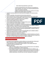 Índice Global de Impunidad México Igi resumen