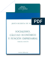 Socialismo, calculo economico y funcion empresarial de Jesus Huerta de Soto.pdf