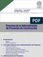 Procesos de La Administración