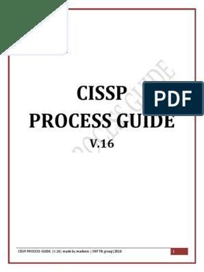 CISSP Process Guide | Audit | Risk Management